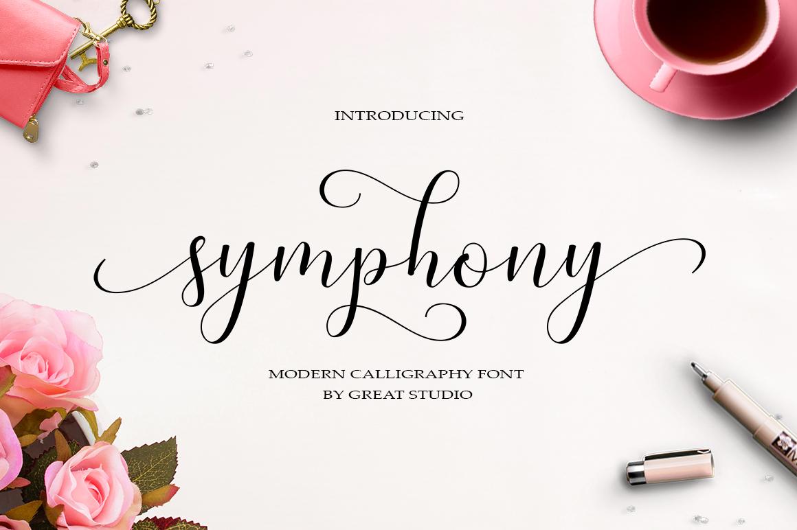 Symphony Script
