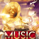 Music Awards Festival Flyer - GraphicRiver Item for Sale