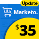 Marketo - eCommerce & Multivendor Marketplace Woocommerce WordPress Theme - ThemeForest Item for Sale