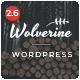 Wolverine - Responsive Multi-Purpose Theme - ThemeForest Item for Sale