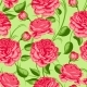 Seamless Pattern with Red Roses - GraphicRiver Item for Sale