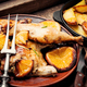 Baked chicken with orange sauce - PhotoDune Item for Sale