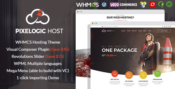 2 1 0] Pixelogic - WHMCS Hosting, Shop & Corporate Theme Nulled Free