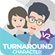 Turnaround Character Animation Toolkit - VideoHive Item for Sale