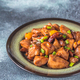 Bowl of Kung Pao chicken - PhotoDune Item for Sale