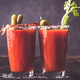 Two glasses of Bloody Mary - PhotoDune Item for Sale