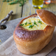 Camembert bread bowl - PhotoDune Item for Sale