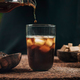 Pouring Cold Brew Iced Coffee - PhotoDune Item for Sale