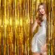 Beautiful Woman celebrating New Year - PhotoDune Item for Sale