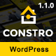Constro - Construction Business WordPress Theme - ThemeForest Item for Sale