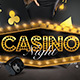 Classy Casino Night Party - GraphicRiver Item for Sale