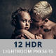 12 Hdr Lightroom Presets - GraphicRiver Item for Sale