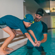 Boy on swimming class - PhotoDune Item for Sale