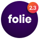 Folie | The WordPress Website Builder - ThemeForest Item for Sale