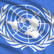 United Nations seamlessly looping flag - VideoHive Item for Sale