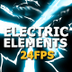 Dynamic ELECTRIC Elements - VideoHive Item for Sale