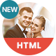 Zawag - Responsive HTML5 Wedding Template - ThemeForest Item for Sale