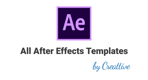 All After Effects Templates