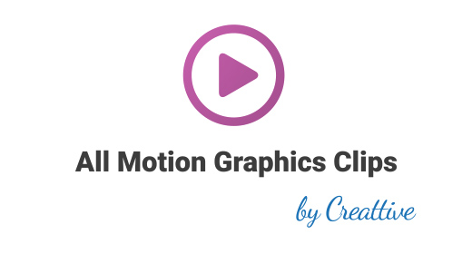 All Motion Graphics Clips