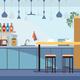 Modern Kitchen Interior Design Cartoon Vector - GraphicRiver Item for Sale