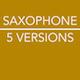 Saxophone Deep House