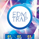 EDM Trap Flyer - GraphicRiver Item for Sale