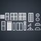 Modular Windows - 3DOcean Item for Sale