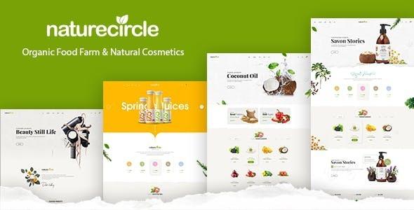 Naturecircle - eCommerce Shopify Theme