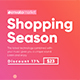 Shoppıng Season (Social Media) - VideoHive Item for Sale