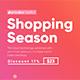 Shoppıng Season (Social Media) - VideoHive Item for Sale