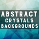 Abstract Crystals | Backgrounds - GraphicRiver Item for Sale