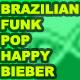 Brazilian Funk Pop Happy