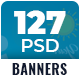 Multipurpose Banners Bundle-8 Design v3 - GraphicRiver Item for Sale