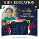 Kids Education Banners - GraphicRiver Item for Sale