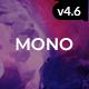 Mono - Creative Multi-Purpose HTML5 Template - ThemeForest Item for Sale