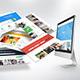Desktop Website Mock-Up V4 - GraphicRiver Item for Sale