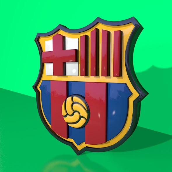 Download Fc Barcelona Logo Printable