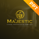 Majestic Luxury PowerPoint Template - GraphicRiver Item for Sale