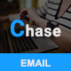 Chase - Responsive Email Template - ThemeForest Item for Sale