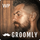 Groomly - Men's Grooming Scheduling & Reservation WordPress Theme - ThemeForest Item for Sale