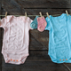 Baby clothing in pink and blue - PhotoDune Item for Sale