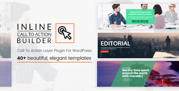 Download Inline CTA Builder – Call To Action Layer For WordPress Free Nulled