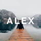ALEX - Creative Portfolio Muse Template