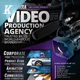 Video Production Agency Flyer Templates - GraphicRiver Item for Sale