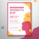 Womens Day Flyer 01 - GraphicRiver Item for Sale