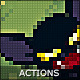 Vector Image to Pixel Art Actions - GraphicRiver Item for Sale
