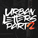 Urban Letters 2 - VideoHive Item for Sale