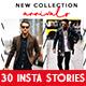 Instagram Stories Bundle - GraphicRiver Item for Sale