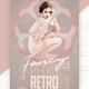 Retro Fancy Flyer Template - GraphicRiver Item for Sale