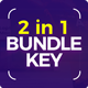 2 in 1 Keynote Bundle - GraphicRiver Item for Sale
